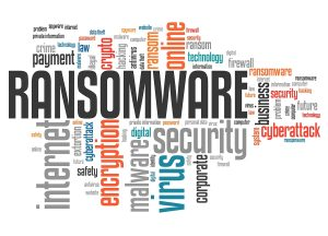 ransomware word cloud