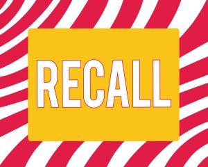 produce recall procedures