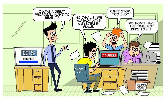 CIS cartoon