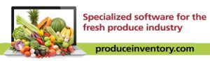 specialized software for the fresh produce industry